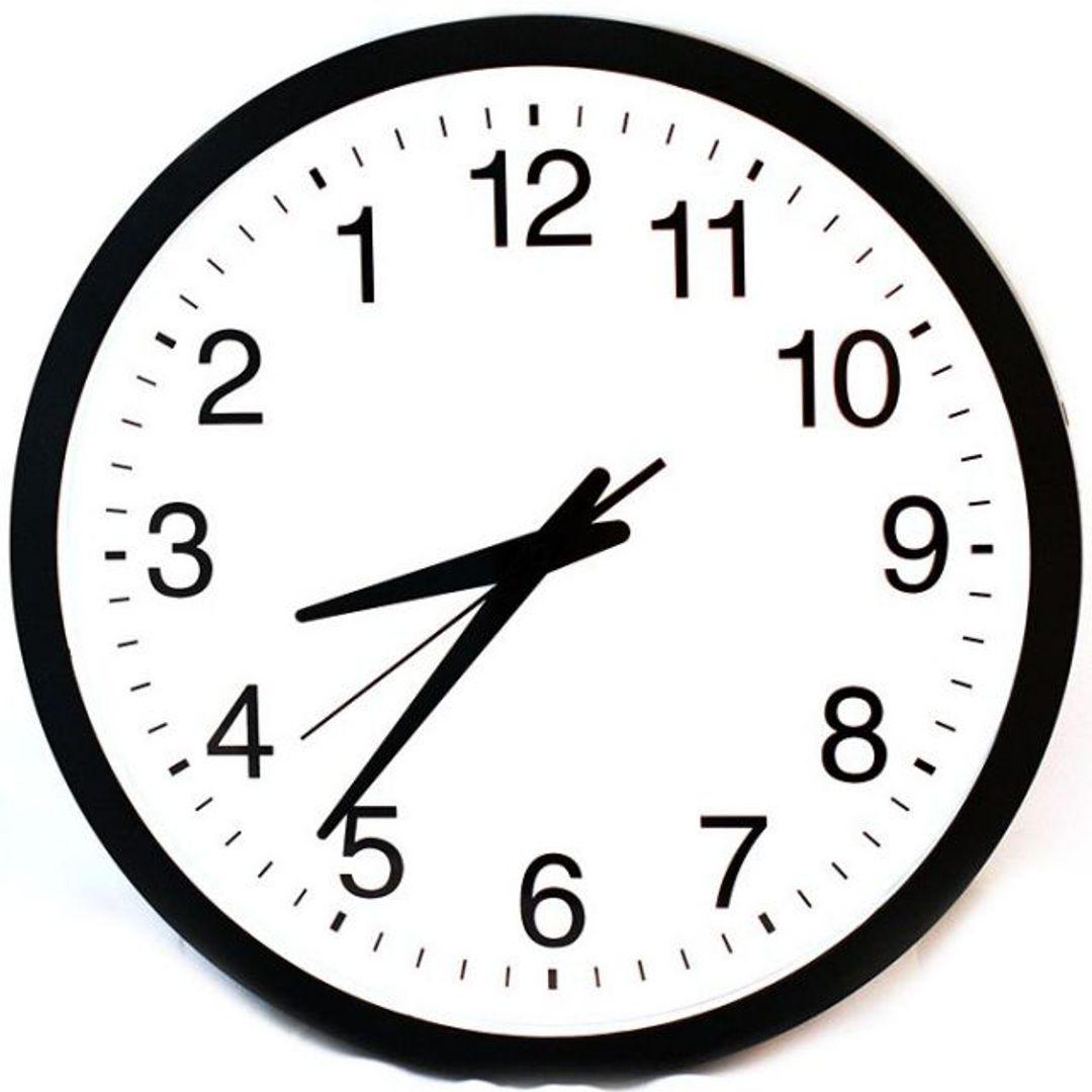 Часы Обратный ход