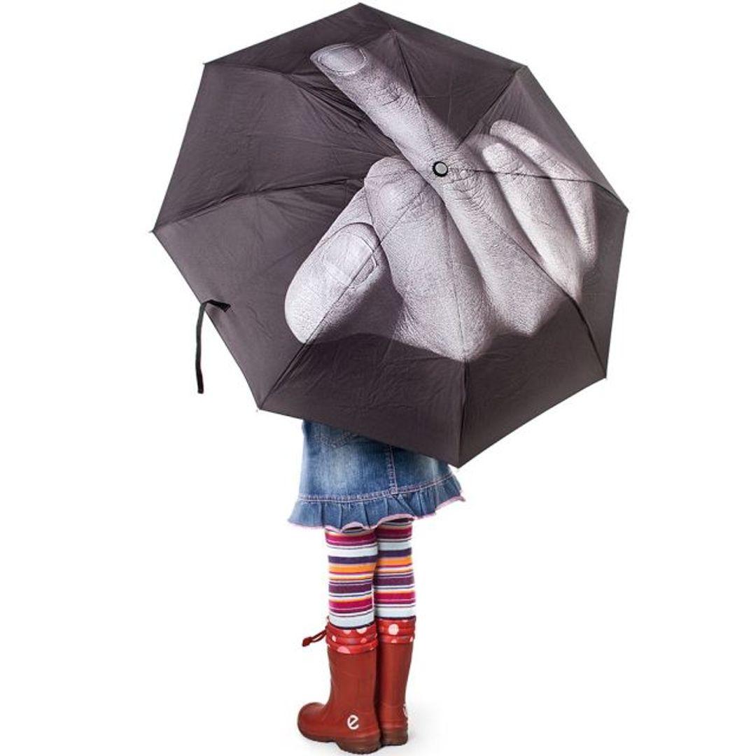 Зонт Фак дождю