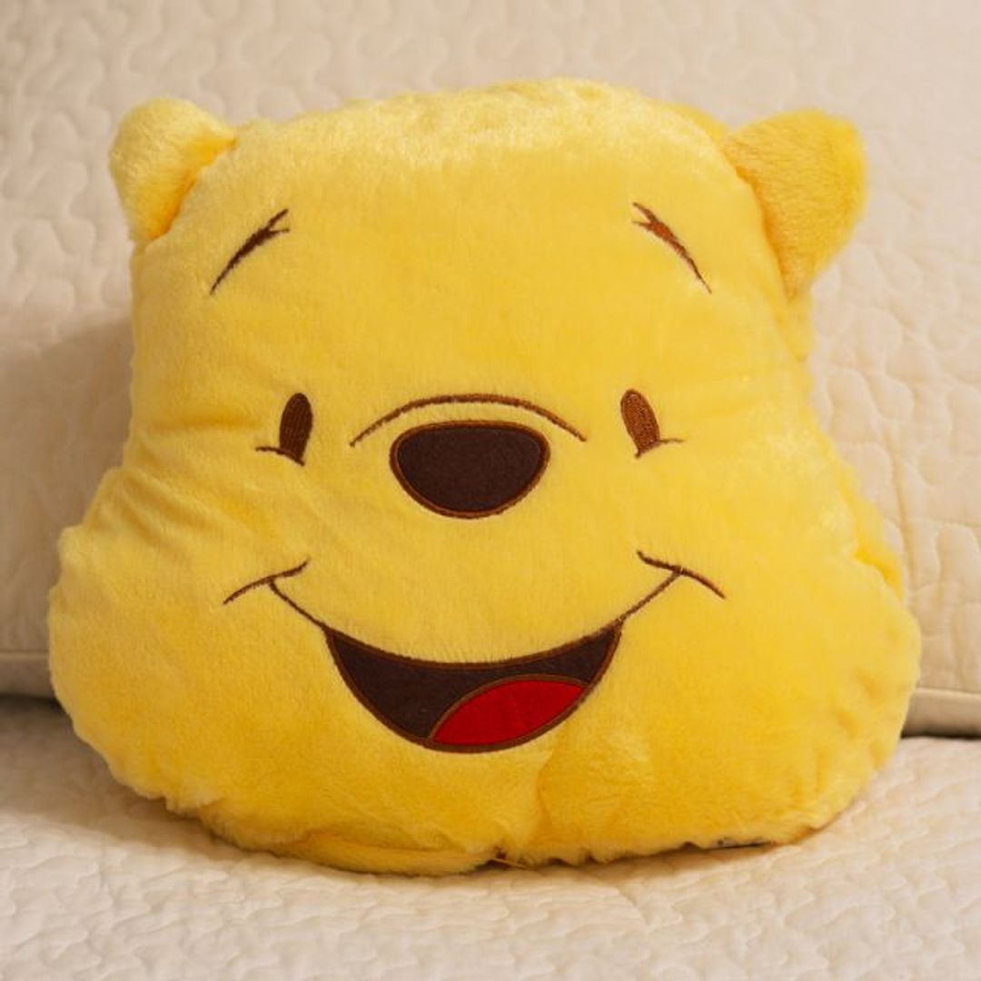 Светящаяся подушка Винни-Пух