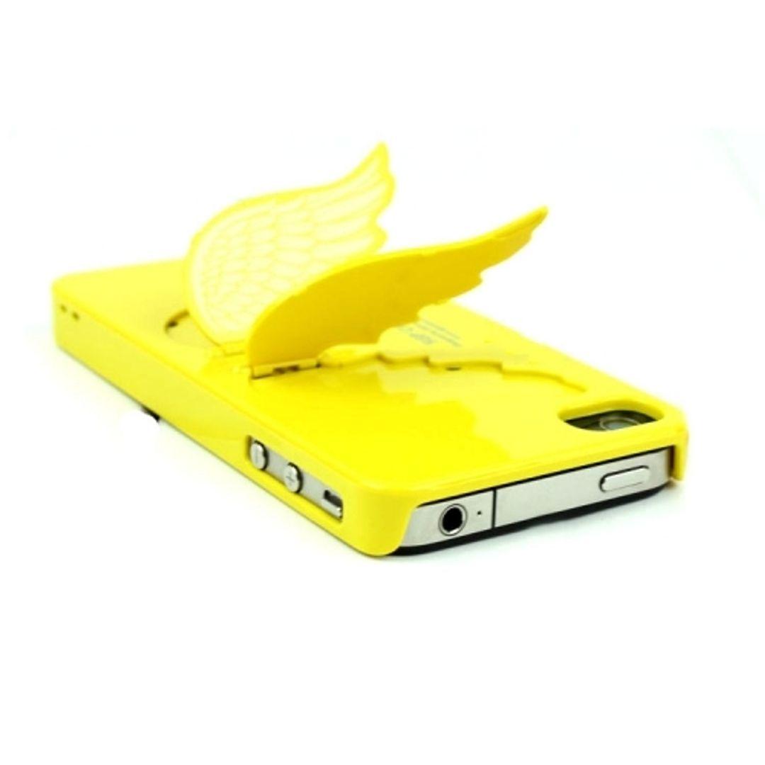 Чехол Подставка  iPhone 4 Крылья