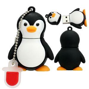 Флешка Пингвин 16 Гб