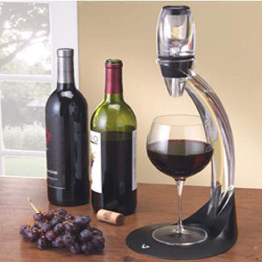 Декантер для вина с дозатором