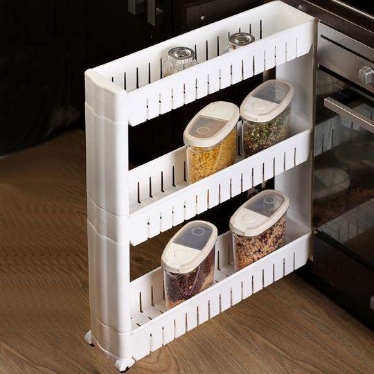 Органайзер для кухни и ванной 3 этажа