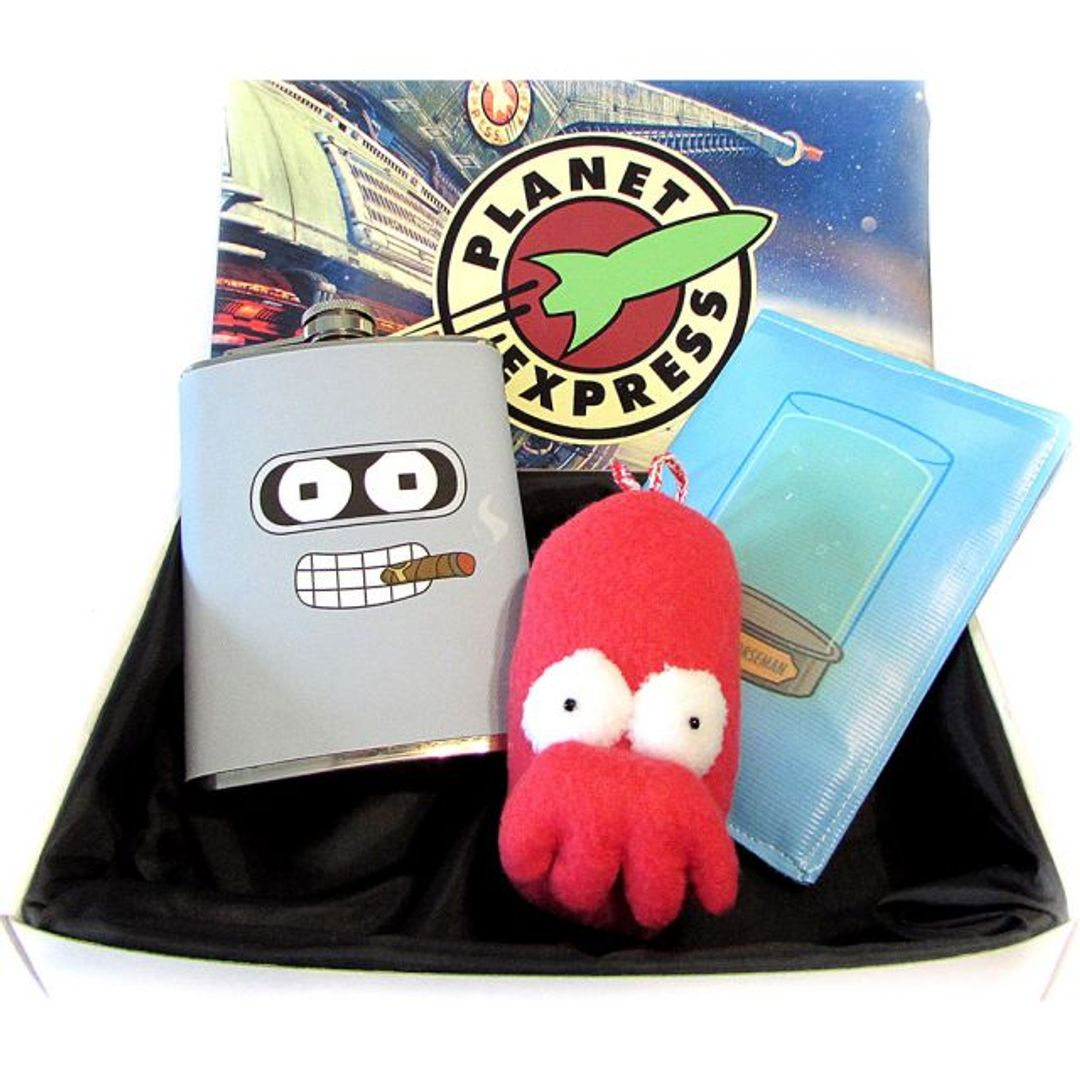 Подарочный набор Футурама Planet Express