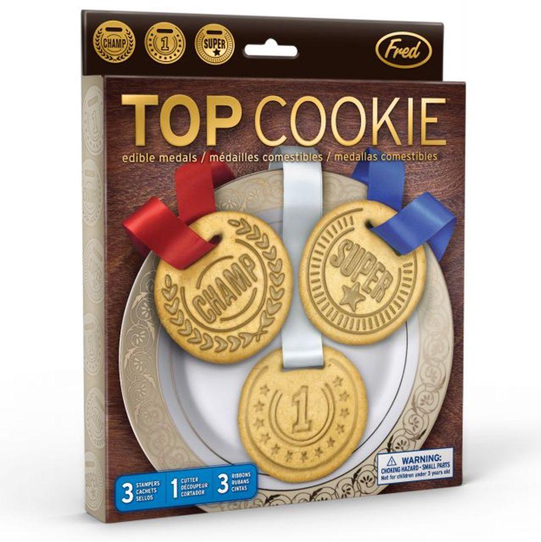Форма для выпечки Медаль Top Cookie