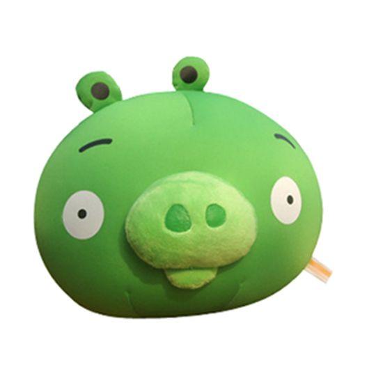 Игрушка Angry Birds Антистресс 20 см Свинка