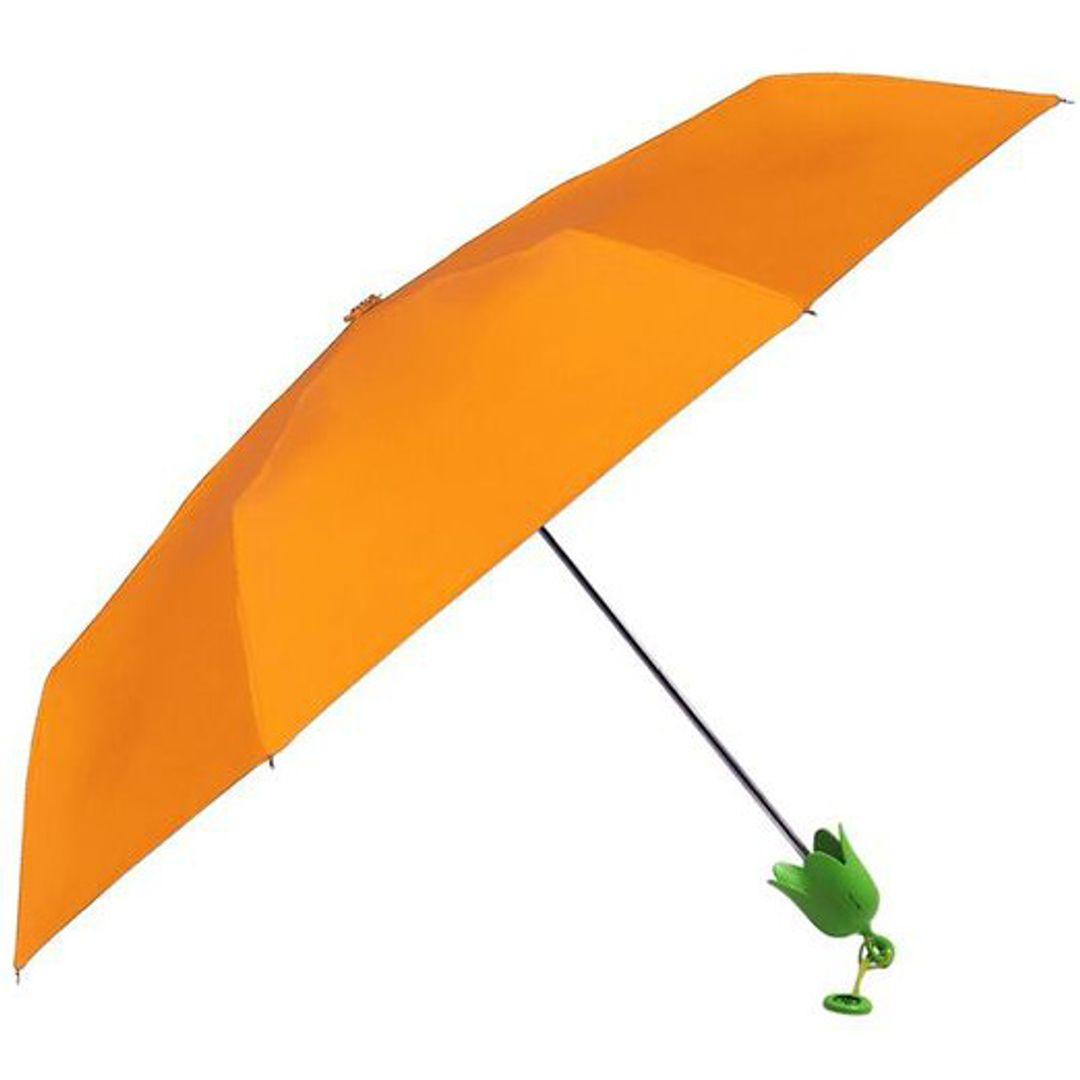 Зонт Морковь Carrot Umbrella Открытый