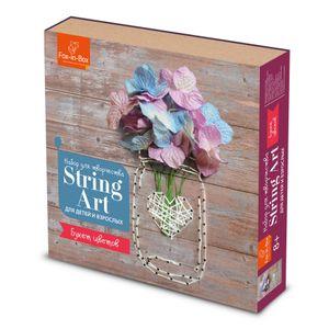Набор для творчества Стринг Арт Букет цветов
