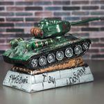 Копилка Танк Т-34