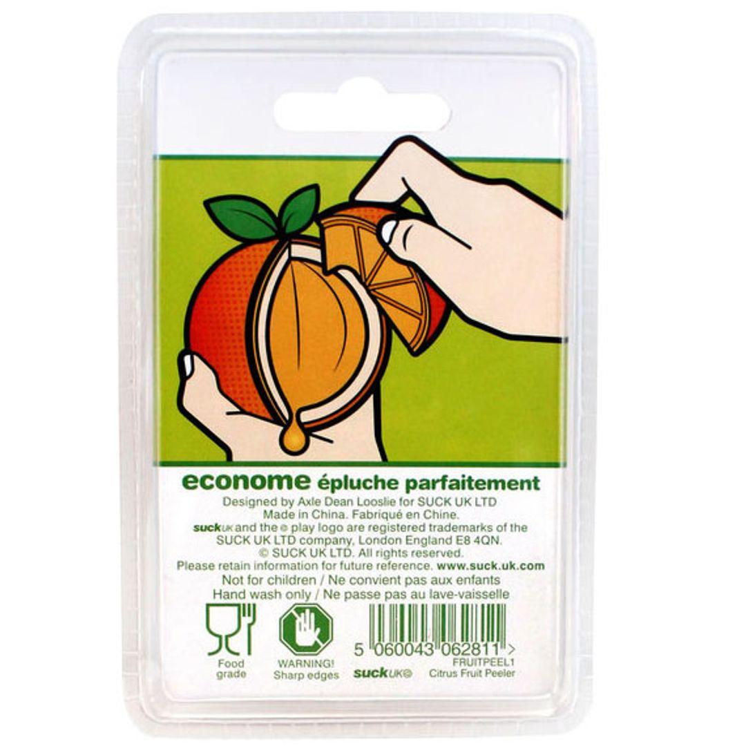 Нож для чистки фруктов Апельсин