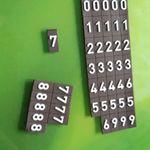 Табличка на авто с номером телефона Отзыв