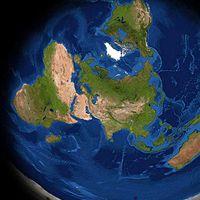 Диск для HomeStar Pro 2 Вид Земли