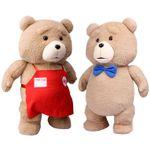 Медведь Тед говорящий из фильма Третий лишний