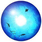 Проекционный диск Homestar Lite Под водой
