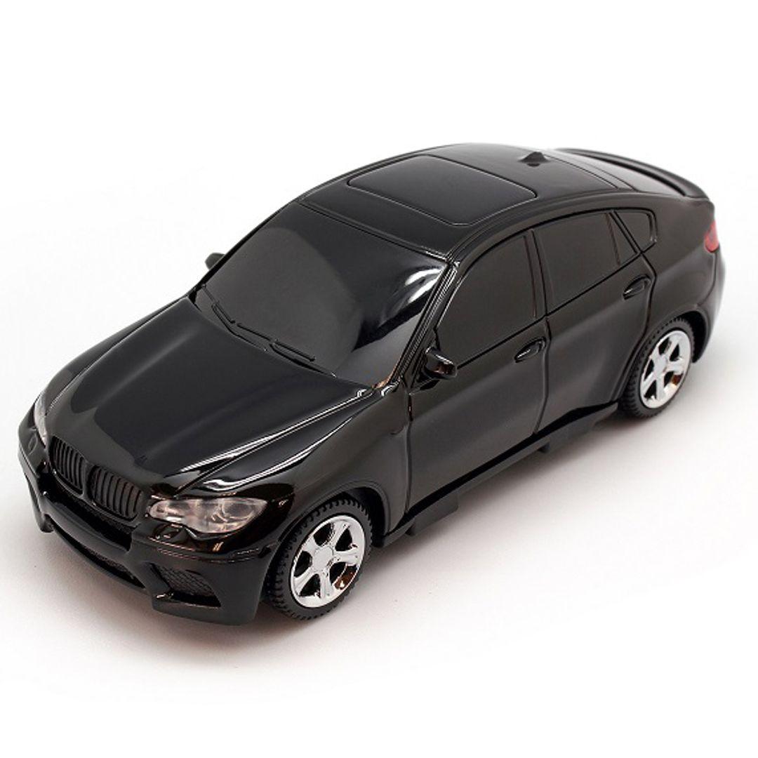 Внешний аккумулятор Power Bank BMW (Черный)
