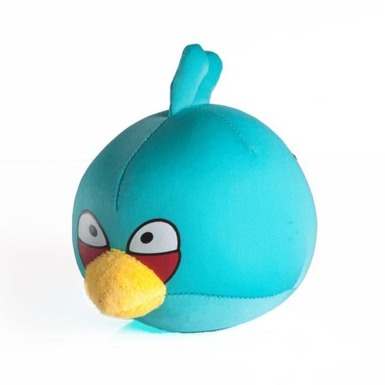 Игрушка Angry Birds Антистресс 10 см Синяя птичка