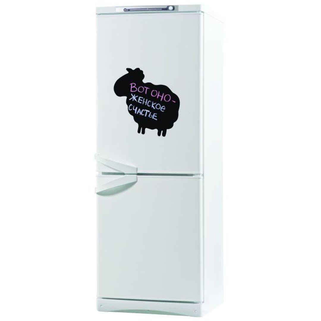 Магнитная доска на холодильник Барашек Использование