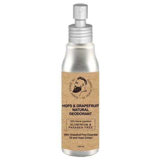 Органический дезодорант Chemical Barbers Хмель и грейпфрут
