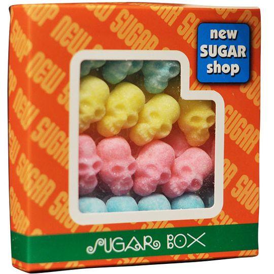 Сахарные черепа