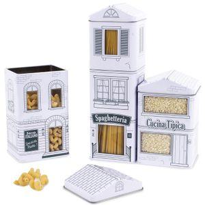 Набор контейнеров для кухни Food Ville