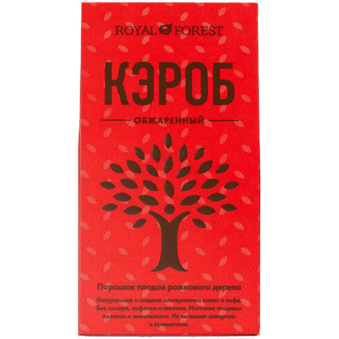 Кэроб обжаренный (200 г)