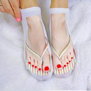 Носки женские Сандалии