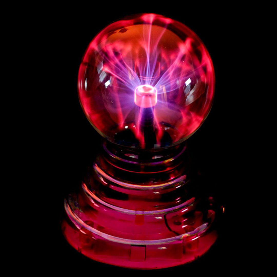 USB Плазменный шар Розовый