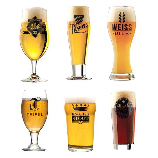 Набор пивных бокалов l'Hedoniste