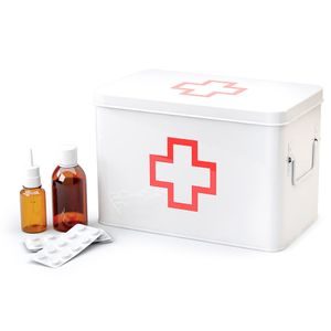 Бокс для лекарств First-aid XL