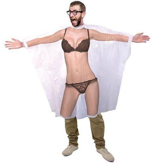 Дождевик Секси Sexy Babe Edition