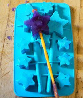 Форма для льда Волшебная палочка Ice Princess Отзыв