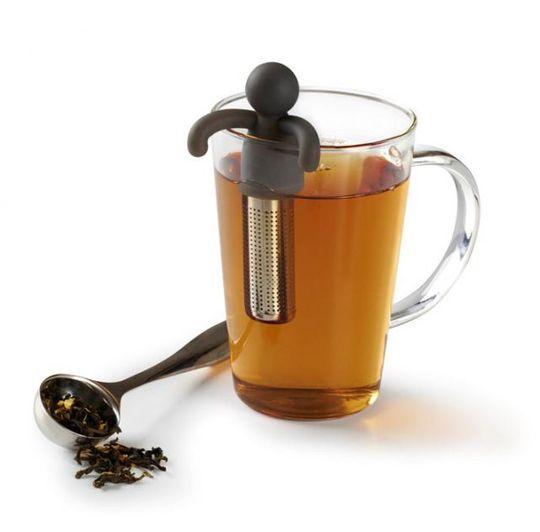 Заварник для чая Человечек Buddy