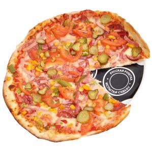 Тарелка для пиццы Русская рулетка