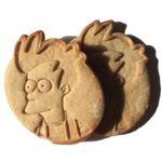 Форма для печенья Futurama Fry
