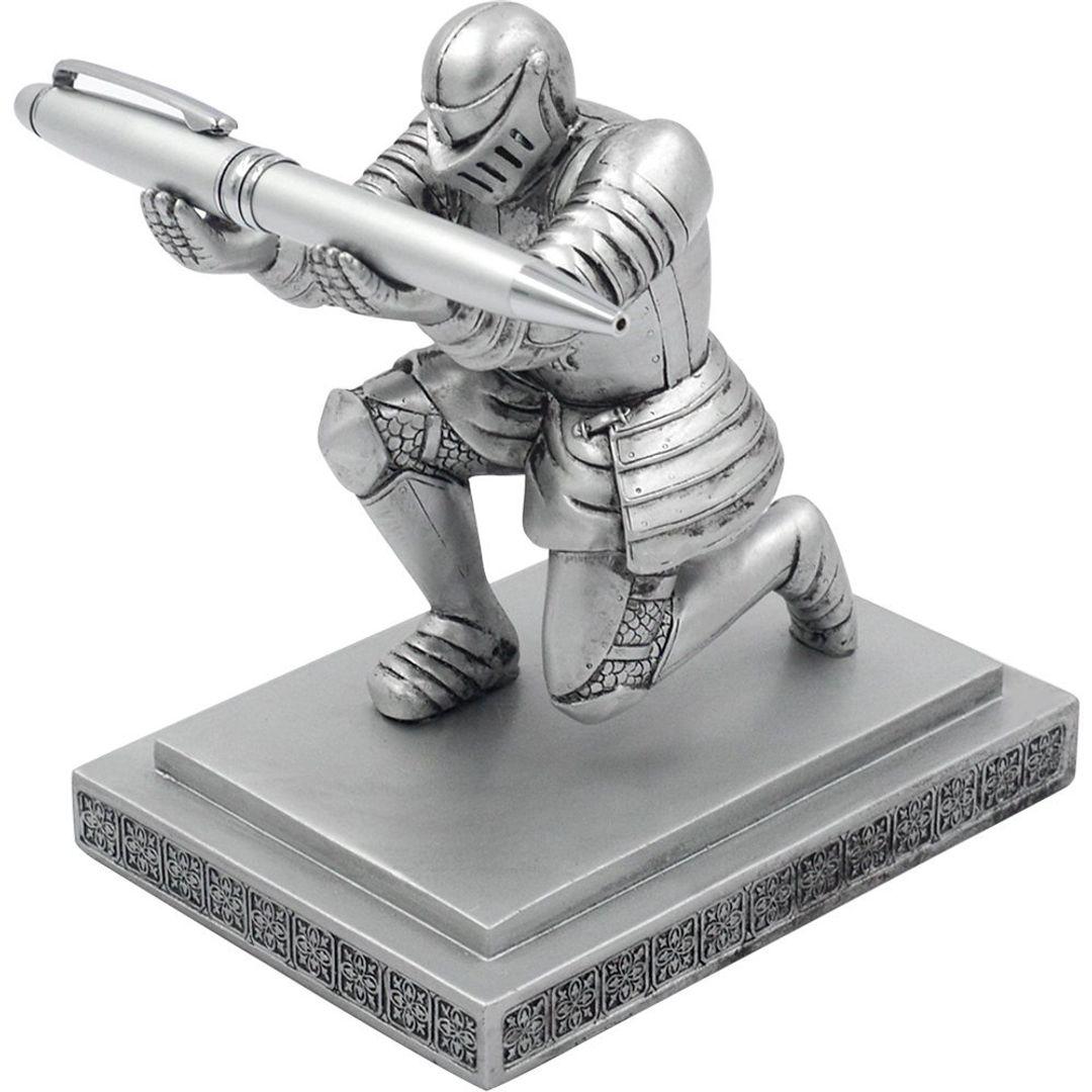 Держатель для ручки Рыцарь Executive Knight Pen Holder