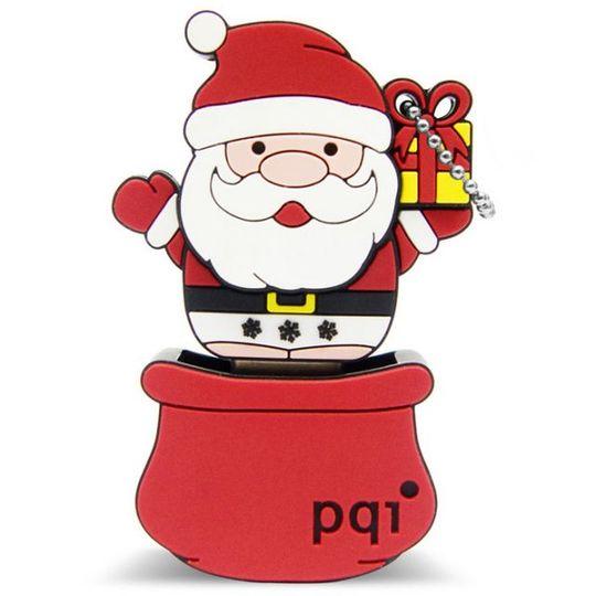 Флешка Санта Клаус 8 Гб