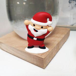 Флешка Дед Мороз 16 Гб