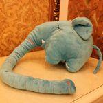 Мягкая игрушка Слон Измеритель роста
