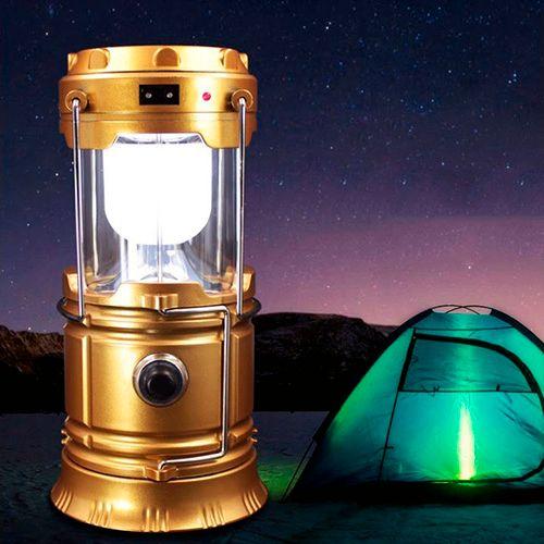 Светильник-фонарь<br>с солнечной батареей