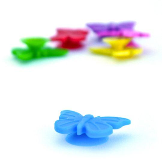 Маркеры для стаканов Бабочки