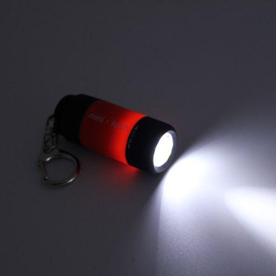 USB Фонарик Брелок