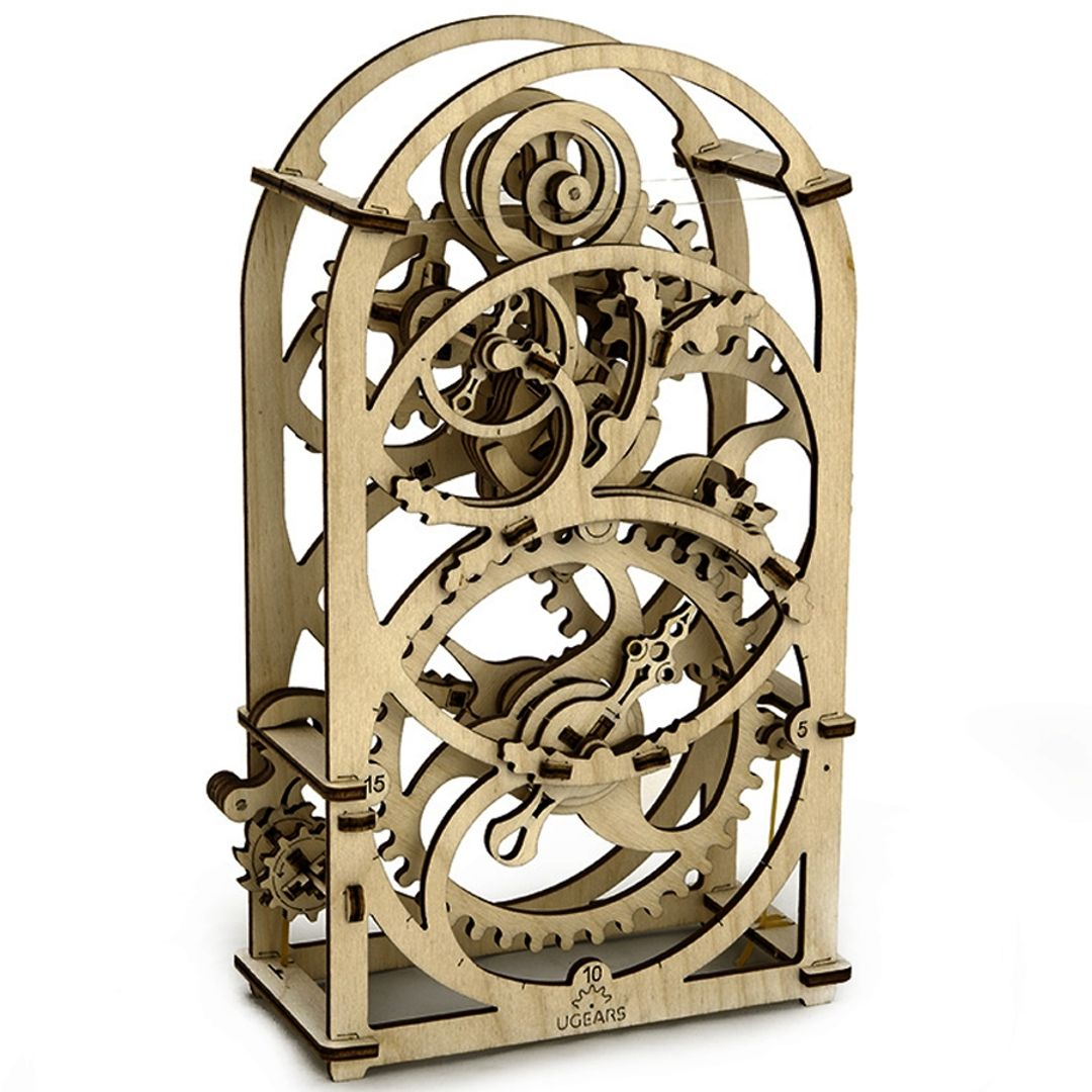 Механический 3D Пазл Ugears Таймер На 20 минут