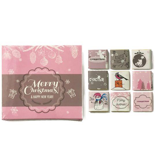 Шоколадный набор Merry Christmas & Happy New year
