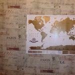 Скрэтч-карта мира Отзыв