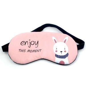 Маска для сна Кролик