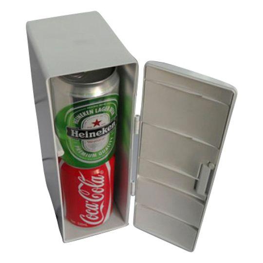 USB Холодильник XXL с функцией подогрева
