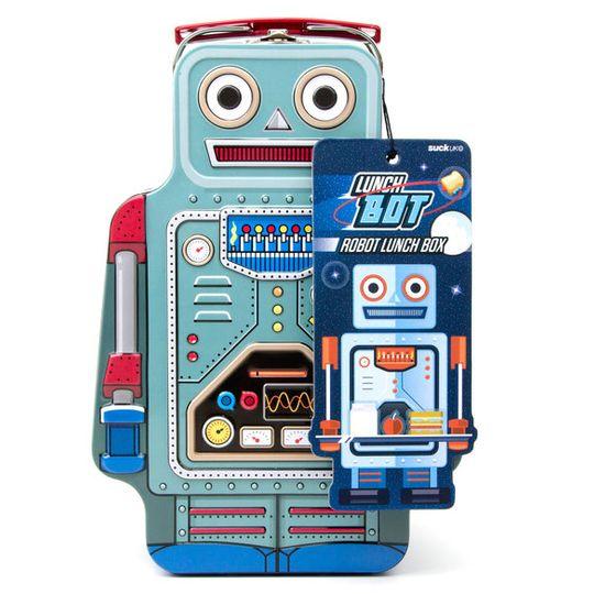 Ланч-бокс Робот Robot
