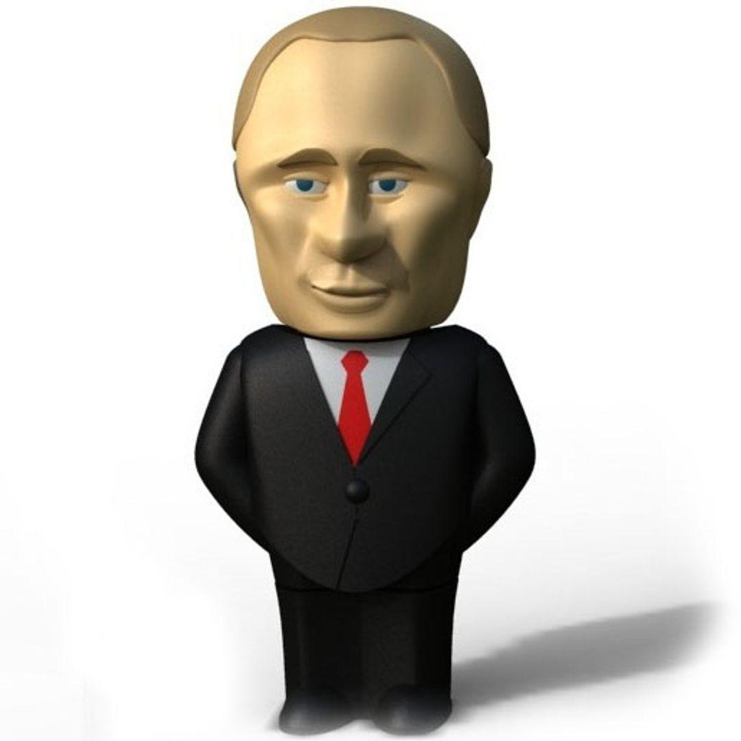 Флешка Путин 8 Гб