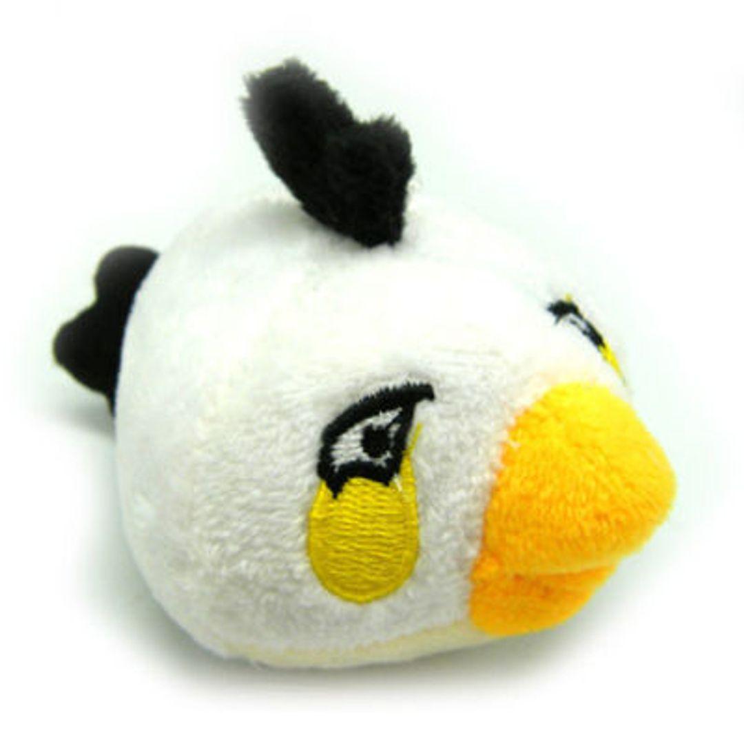 Игрушка Angry Birds 7 см Белая птичка