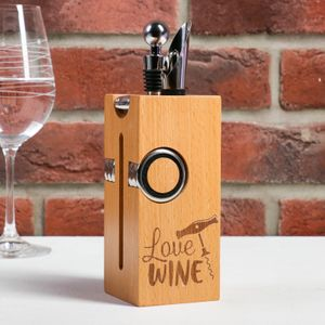 Винный набор Love Wine